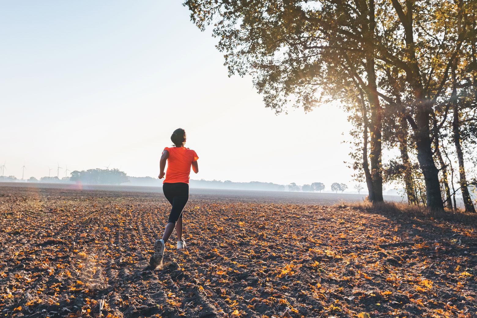 Mit gesunden Beinen geht man leichter durchs Leben